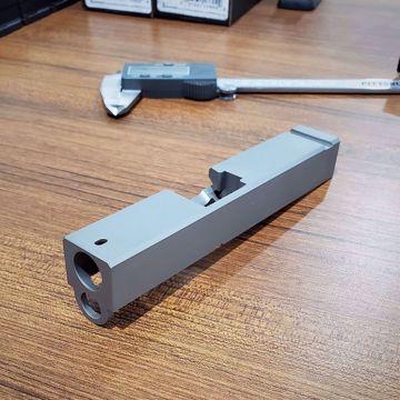 Glock 19 Gen 4 Slide Blank