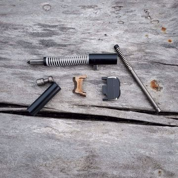 Glock Gen 3 Small Frame Slide Completion Kit